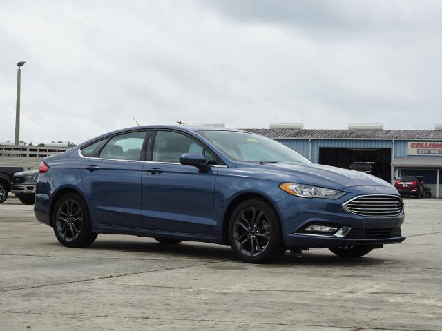 used 2018 Ford Fusion car
