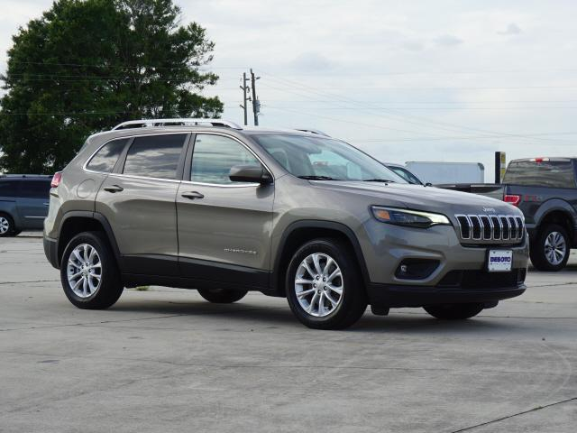 used 2019 Jeep Cherokee car, priced at $22,500