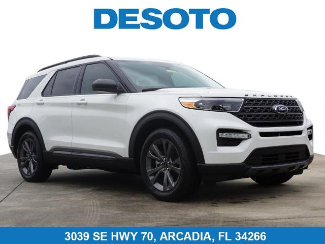 new 2021 Ford Explorer car, priced at $42,315