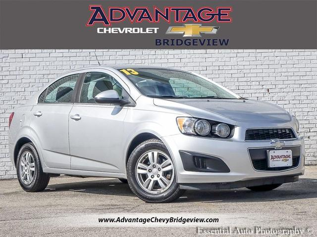 used 2013 Chevrolet Sonic car, priced at $6,970