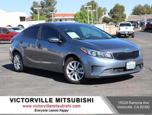 used 2017 Kia Forte car, priced at $13,924