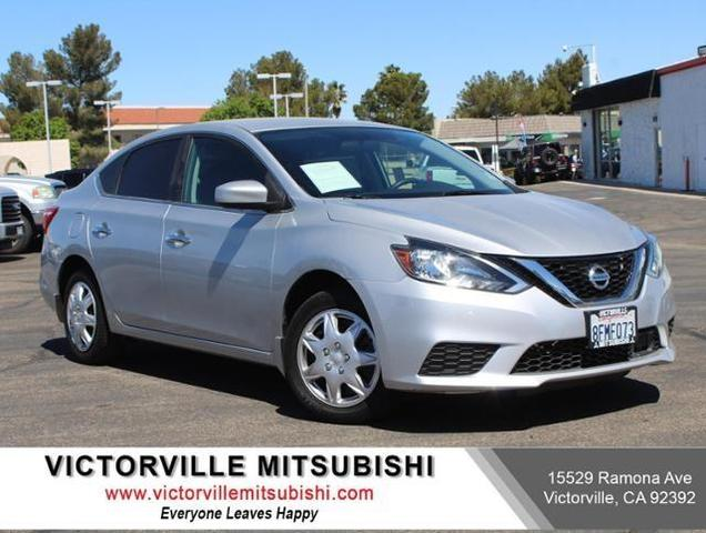 used 2018 Nissan Sentra car, priced at $14,937