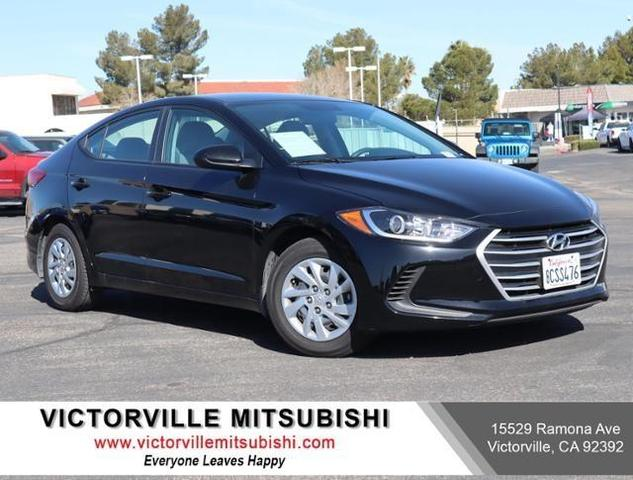 used 2018 Hyundai Elantra car, priced at $12,937