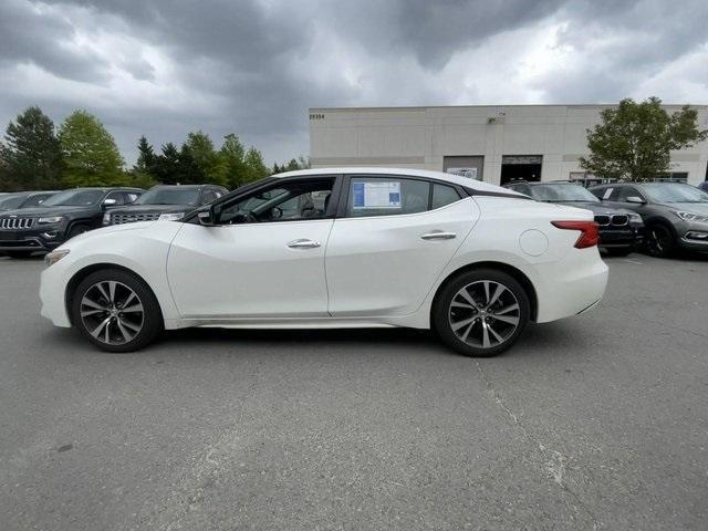 used 2018 Nissan Maxima car, priced at $22,977