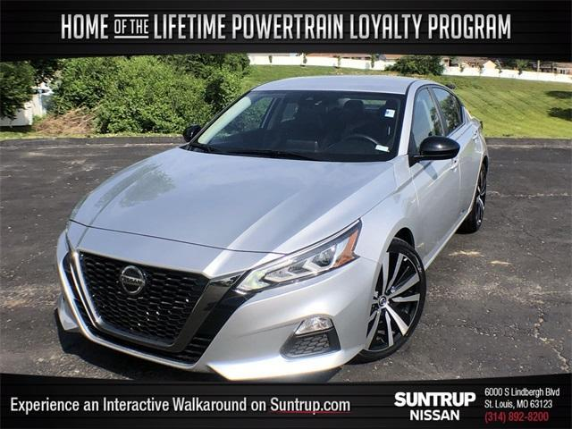 used 2020 Nissan Altima car, priced at $23,227