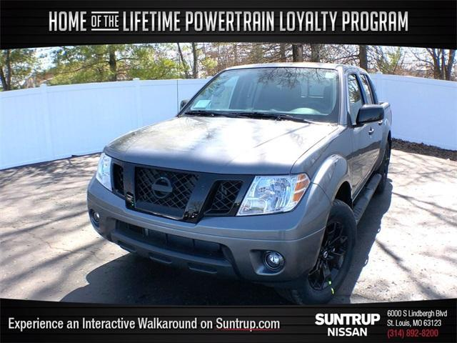 new 2021 Nissan Frontier car, priced at $33,762