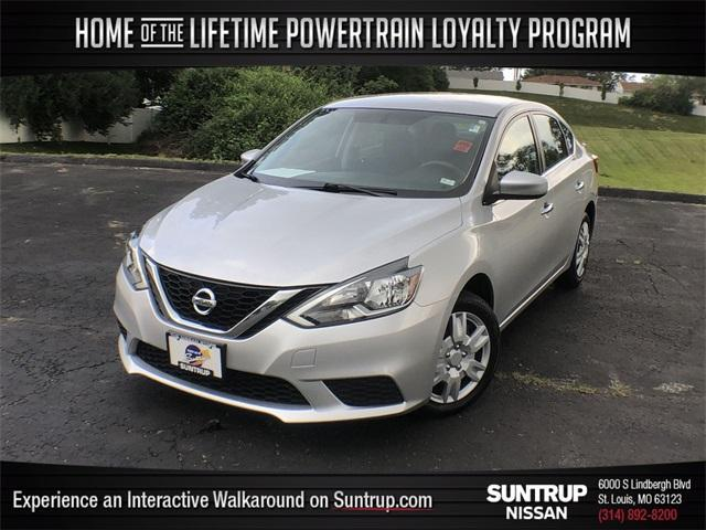 used 2017 Nissan Sentra car, priced at $15,665