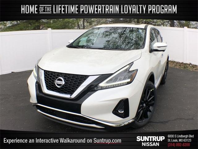 new 2021 Nissan Murano car, priced at $40,977