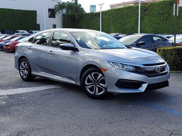 used 2018 Honda Civic car
