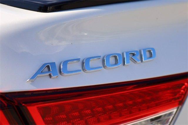 new 2021 Honda Accord car, priced at $26,925