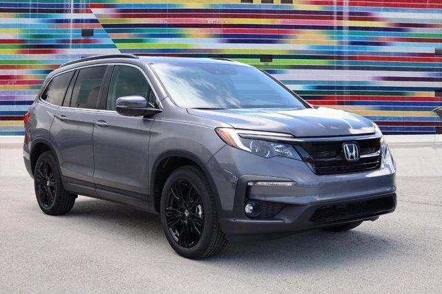 new 2021 Honda Pilot car, priced at $37,149