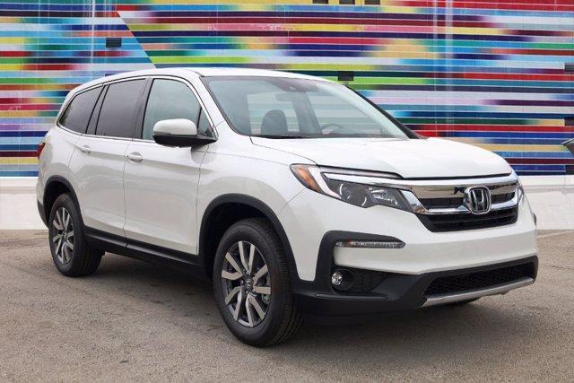 new 2021 Honda Pilot car, priced at $38,789