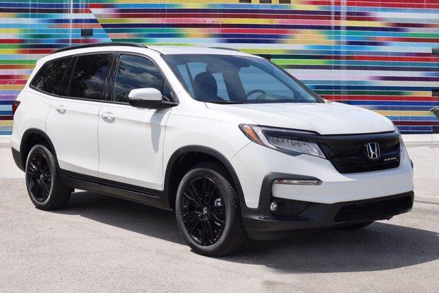 new 2021 Honda Pilot car, priced at $48,006