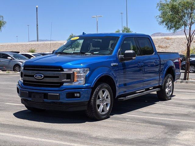 used 2018 Ford F-150 car, priced at $45,000
