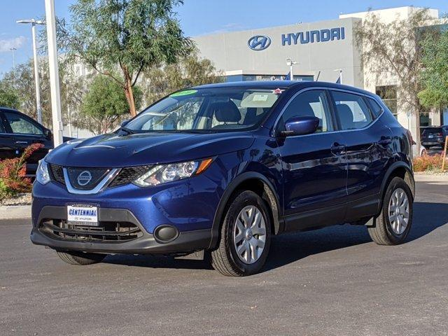 used 2019 Nissan Rogue Sport car, priced at $19,000