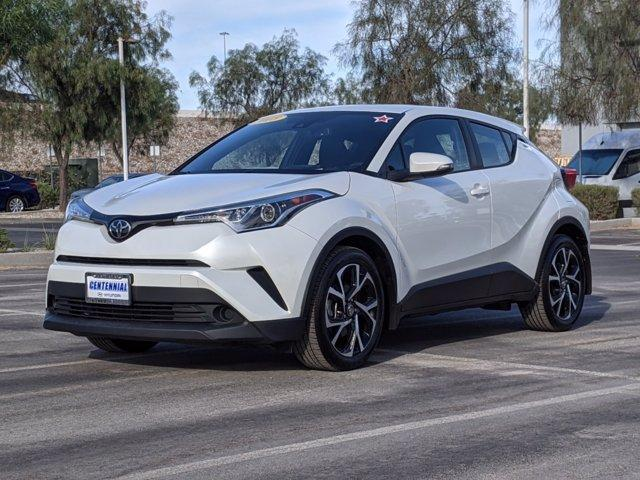 used 2018 Toyota C-HR car, priced at $22,500