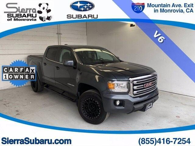 used 2015 GMC Canyon car, priced at $27,999