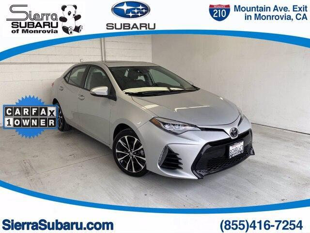 used 2019 Toyota Corolla car, priced at $18,499