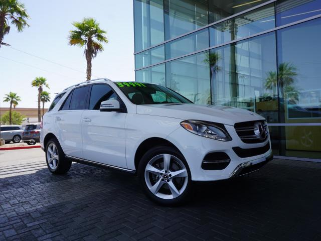 used 2018 Mercedes-Benz GLE 350 car, priced at $39,499