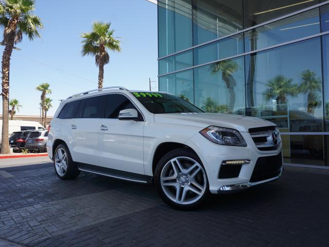 used 2013 Mercedes-Benz GL-Class car, priced at $39,991