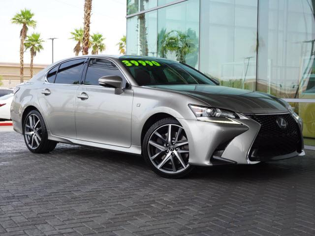 used 2018 Lexus GS 350 car, priced at $39,991