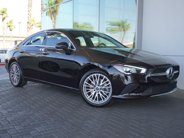 new 2021 Mercedes-Benz CLA 250 car, priced at $41,790