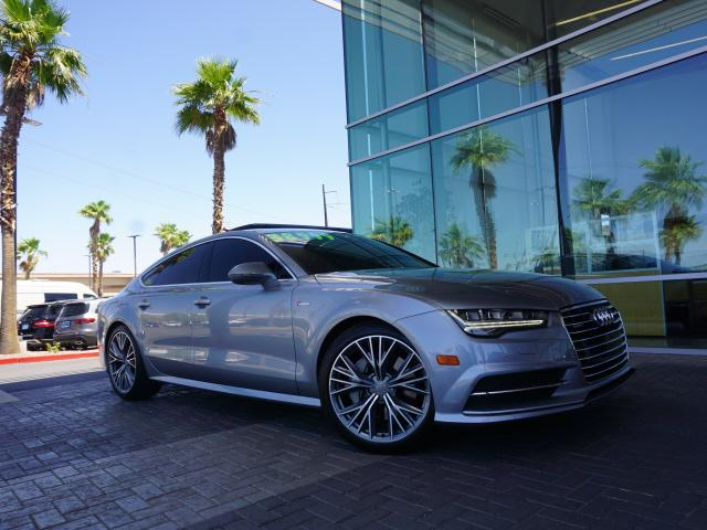 used 2016 Audi A7 car, priced at $38,499