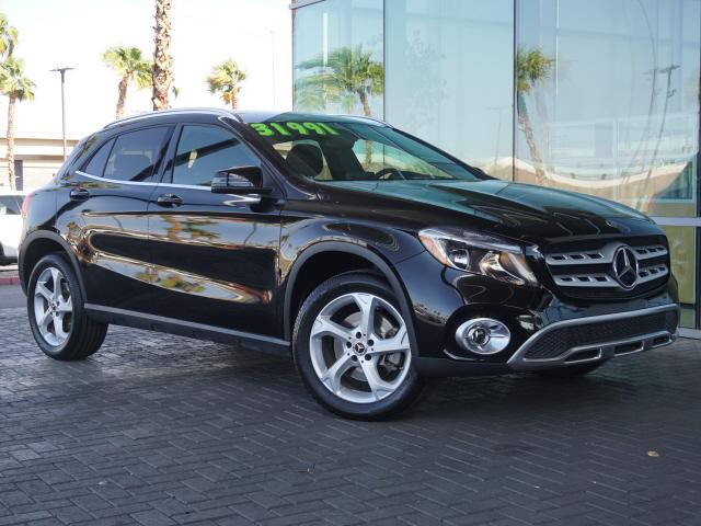 used 2018 Mercedes-Benz GLA 250 car, priced at $29,991
