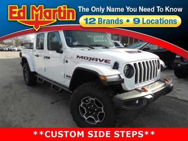 new 2021 Jeep Gladiator car, priced at $56,307