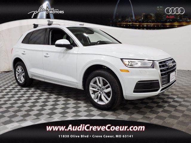 used 2020 Audi Q5 car, priced at $42,787