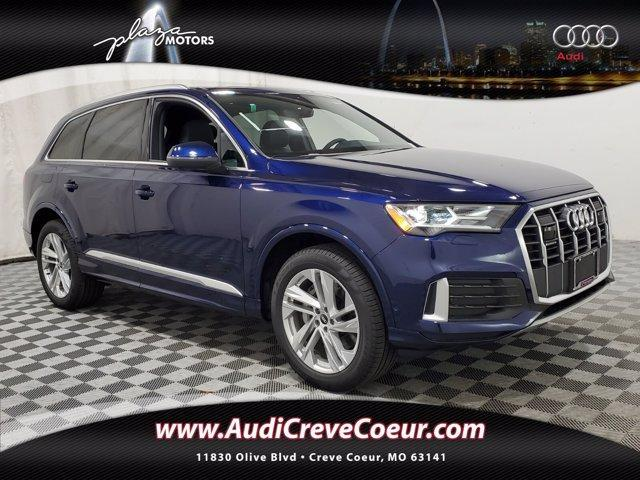 new 2021 Audi Q7 car, priced at $64,560