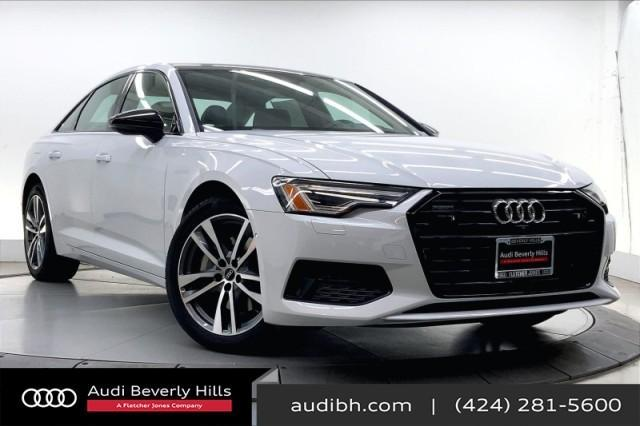 new 2021 Audi A6 car, priced at $63,165