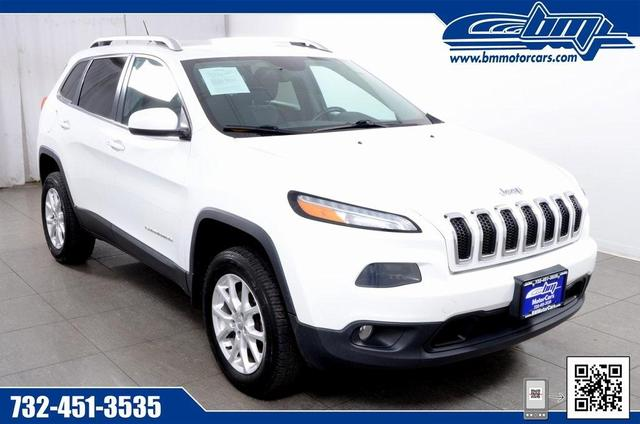 used 2014 Jeep Cherokee car, priced at $15,400