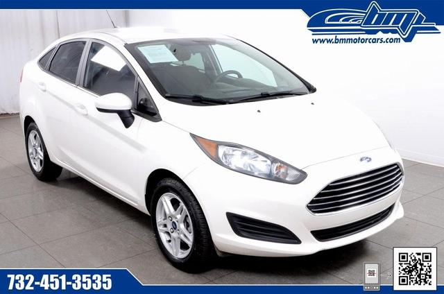used 2018 Ford Fiesta car, priced at $10,500
