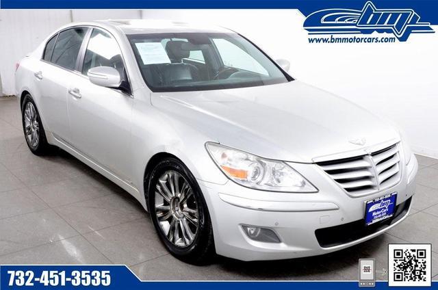 used 2010 Hyundai Genesis car, priced at $7,995