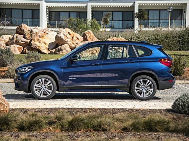 used 2017 BMW X1 car