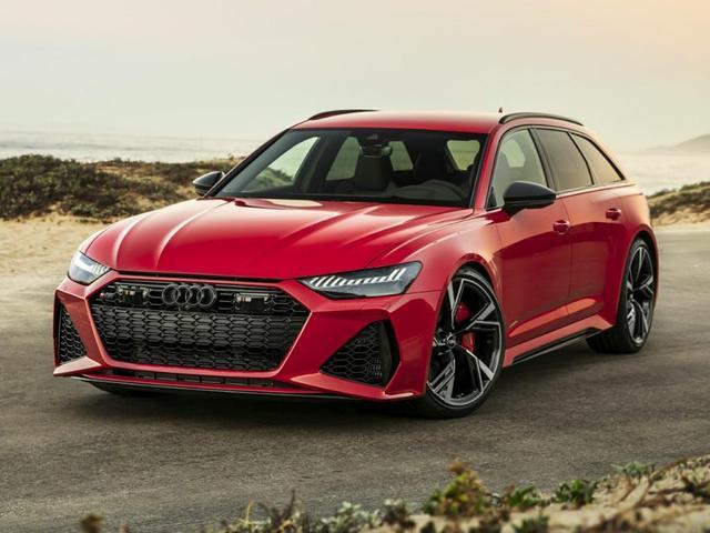 used 2021 Audi RS 6 Avant car