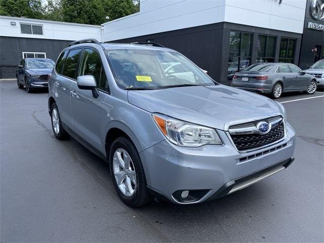 used 2015 Subaru Forester car, priced at $20,495