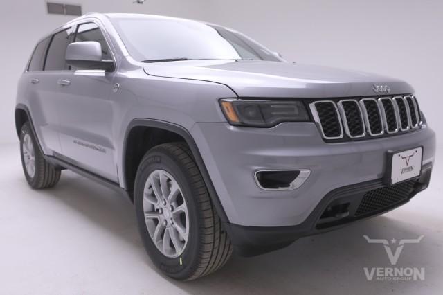 new 2021 Jeep Grand Cherokee car, priced at $43,250