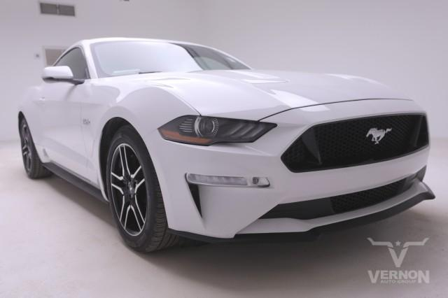 used 2019 Ford Mustang car, priced at $42,200