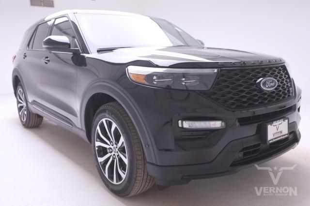 new 2021 Ford Explorer car, priced at $59,205