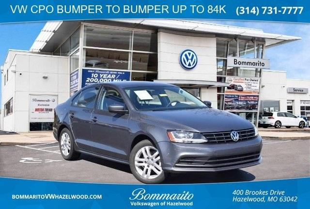 used 2018 Volkswagen Jetta car, priced at $17,990