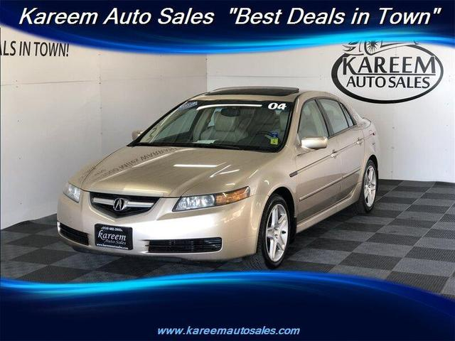 used 2004 Acura TL car, priced at $7,985