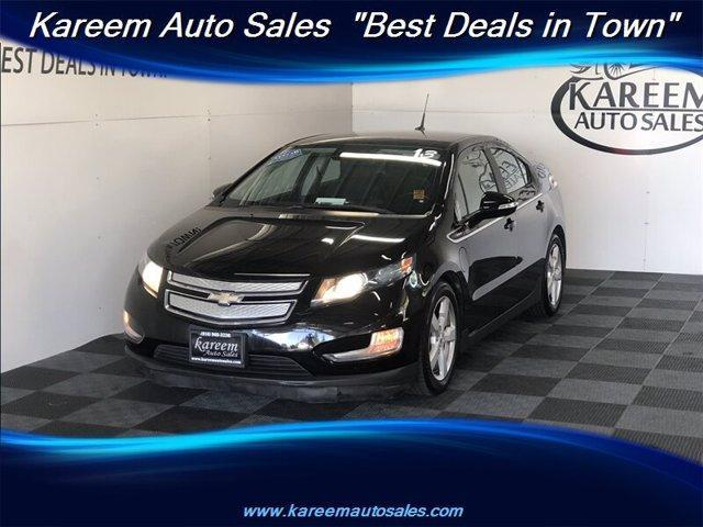 used 2013 Chevrolet Volt car, priced at $8,875