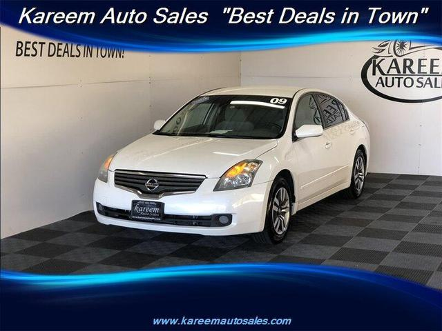 used 2009 Nissan Altima car, priced at $7,185