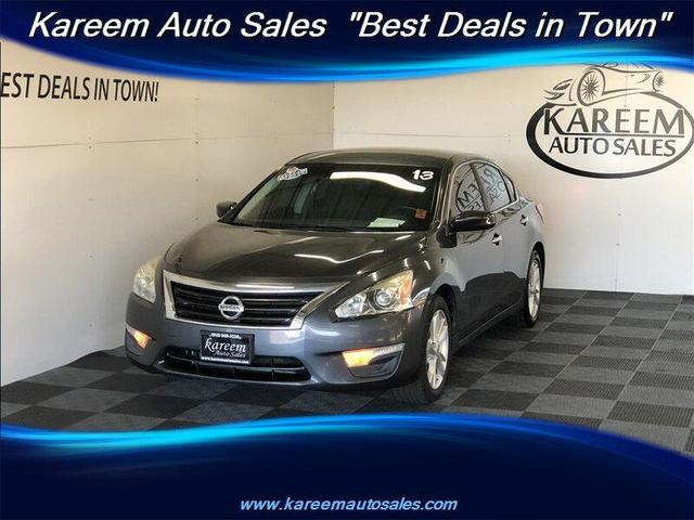 used 2013 Nissan Altima car, priced at $10,445