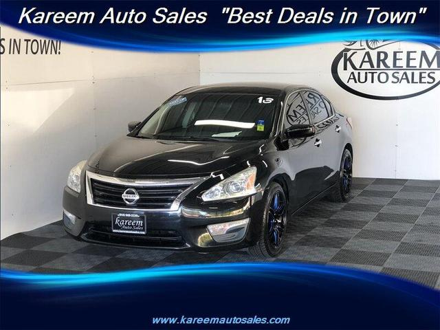used 2013 Nissan Altima car, priced at $9,352