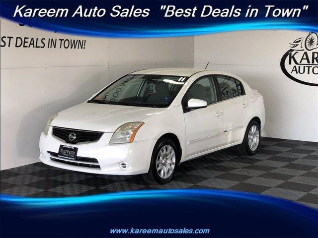 used 2011 Nissan Sentra car, priced at $7,875