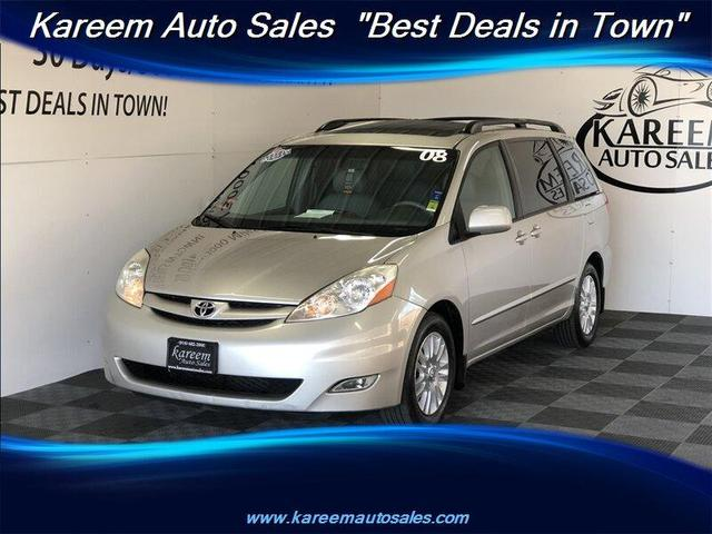 used 2008 Toyota Sienna car, priced at $10,480