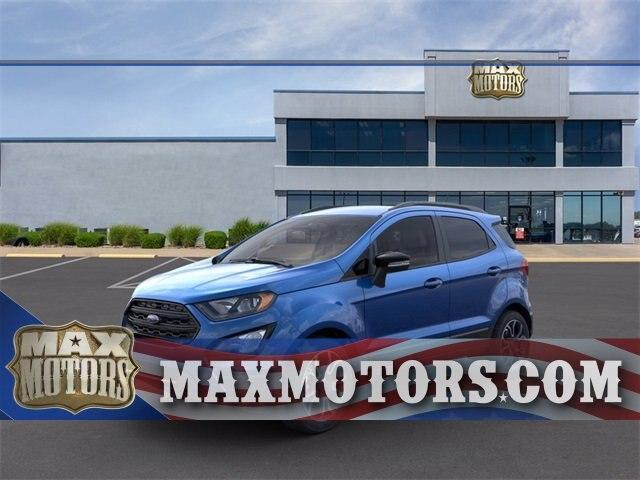 new 2020 Ford EcoSport car, priced at $23,365